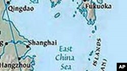 东中国海水域