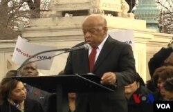 約翰‧路易斯是來自喬治亞州民主黨籍美國國會眾議員