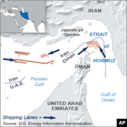 Iran Threat to Close Strait Could Hurt Economic Recovery