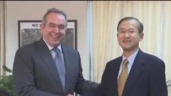 美外交官会见韩国核问题特使