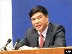 中国国家发改委副主任张晓强