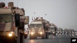 عکس آرشیوی از نیروهای اعزامی ارتش امارات متحده عربی به یمن