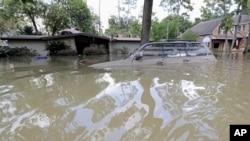 一年前哈維颶風令休斯頓帶來巨大損失。