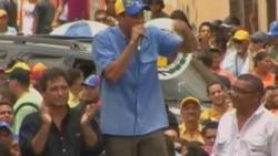 مبارزات انتخاباتی در ونزوئلا