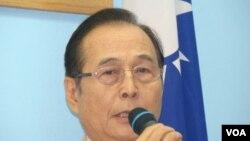 中華民國退伍軍人協會美東分會理事長張學海