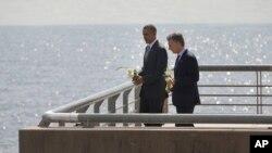 El presidente Obama reconoció que Washington fue lento en alzar la voz en defensa de los derechos humanos en Argentina.