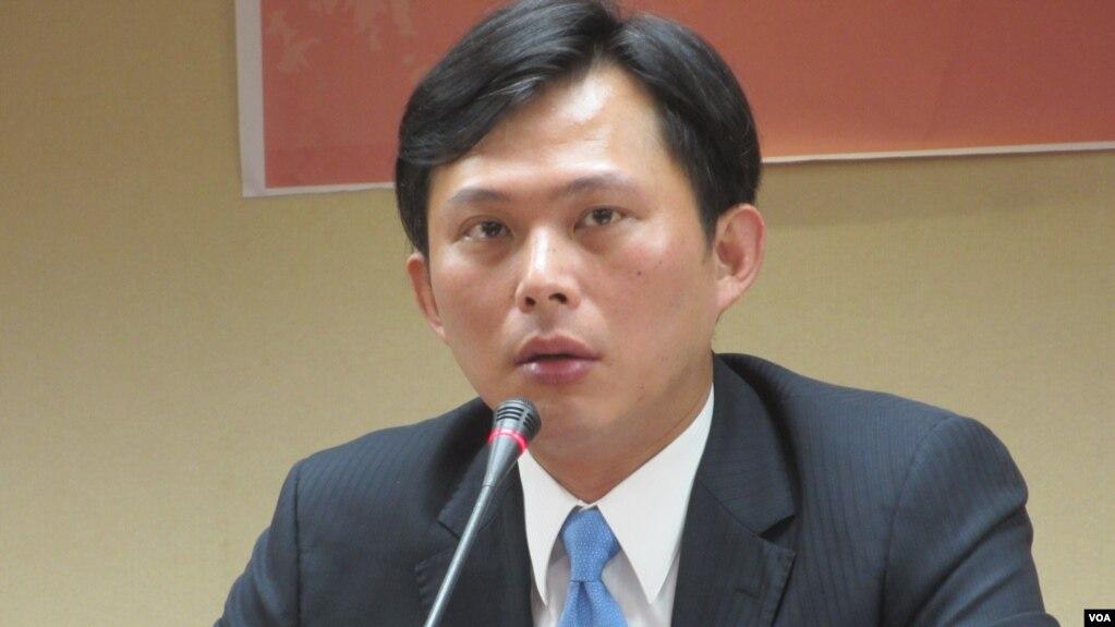 台湾时代力量党主席黄国昌