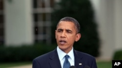 Obama Hopeful but Cautious on Gulf Oil Leak Stoppage