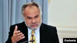 El informe fue presentado por el presidente de la CIDH, José de Jesús Orozco (foto: CIDH).