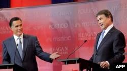 Rick Perry dhe Mitt Romney në krye të listës për postin e kandidatit republikan për president