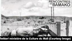 L'affiche de l'annonce de la biennale africaine de la photographie, les Rencontres de Bamako, 30 novembre 2017. (Twitter/ ministère de la Culture du Mali)