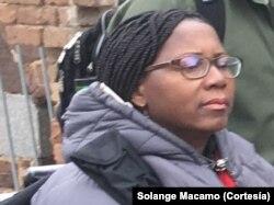 Solange Macamo, Directora Nacional de Património Cultural, Moçambique