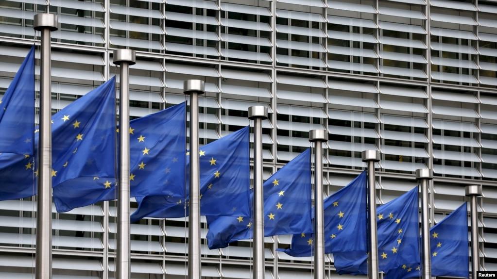 Archivo- Sede de la Comisión Europea en Bruselas, Bélgica. 28-10-15.