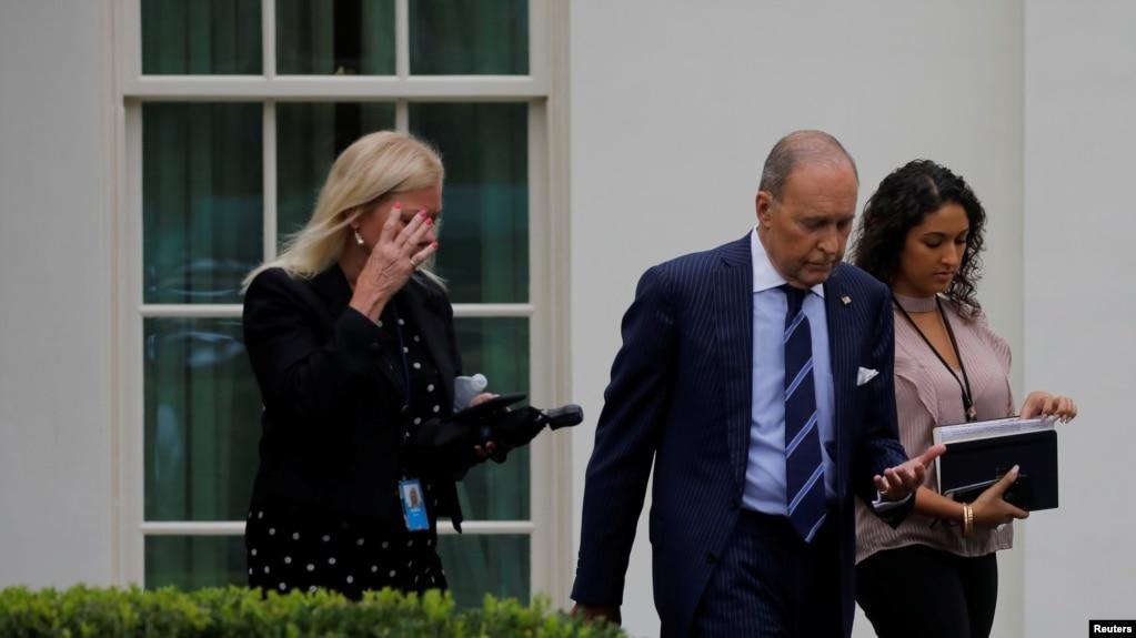 库德洛:特朗普对美中贸易谈判进展不满意