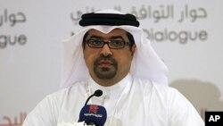 巴林全国对话委员会发言人7月2日对媒体讲话