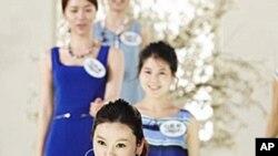 채널A '이제 만나러 갑시다'에 출연한 북한 출신 여성.
