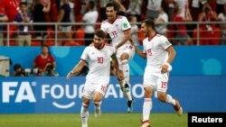 آرشیف: بازیکنان تیم ملی فوتبال ایران