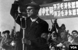 """在1940年代投奔中共的美国人李敦白参加中央广播事业局的""""造反夺权"""",后被中央文革小组任命为 """"三人小组""""的主任"""