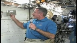 Space Crew to Enjoy Thanksgiving Feast in Orbit