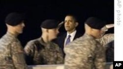 Obama Honors Americans Killed in Afghanistan