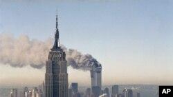 Napad na Svjetski trgovinski centar u New Yorku, 11. septembar 2001.