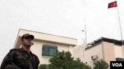 Musul'daki TC Başkonsolosluğu, IŞİD'in eline geçmeden önce