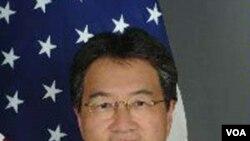 Diplomat AS Joseph Y. Yun (foto: dok) sedang mengunjungi Birma untuk sebuah kunjungan resmi.
