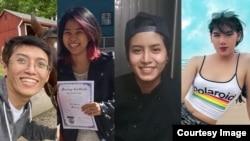 Thai members of LGBTQ+ community living in the U.S.