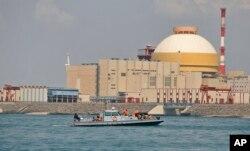 چنئی میں قائم بھارت کا کُدنکُلم روسی ساختہ ایٹمی پلانٹ
