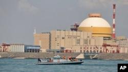 هند در حال حاضر ۲۲ کورۀ تولید برق هستهای دارد