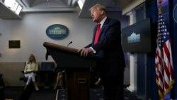 """VOA: Trump ordena reabrir lugares de culto """"ahora mismo"""""""