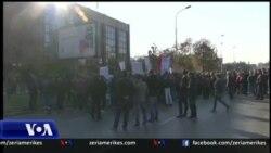 Protestë në Shkup
