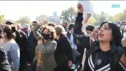 Нагорный Карабах: сложный путь к перемирию