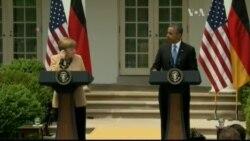 Обама та Меркель розказали, коли будуть жорсткі санкції