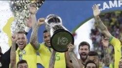 Le Brésil gagne sa 9ème Copa America