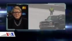 Washington Kar Fırtınasına Hazırlanıyor