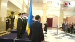 Şoumen qarşıdan gələn Ukrayna seçkilərinin favoritidir