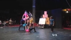 Cambodia's Circus School: Vaulting Young Performers to a Better Life