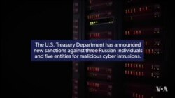 New Sanctions Imposed on Russia for Cyber Intrusions