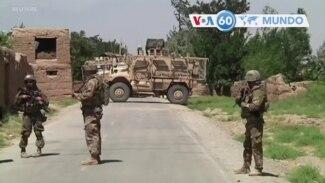 Manchetes mundo 14 Abril: Afegãos receosos depois do anúncio da retirada total das tropas americanas