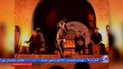 پارک مذهبی در آرژانتین با رقص عربی