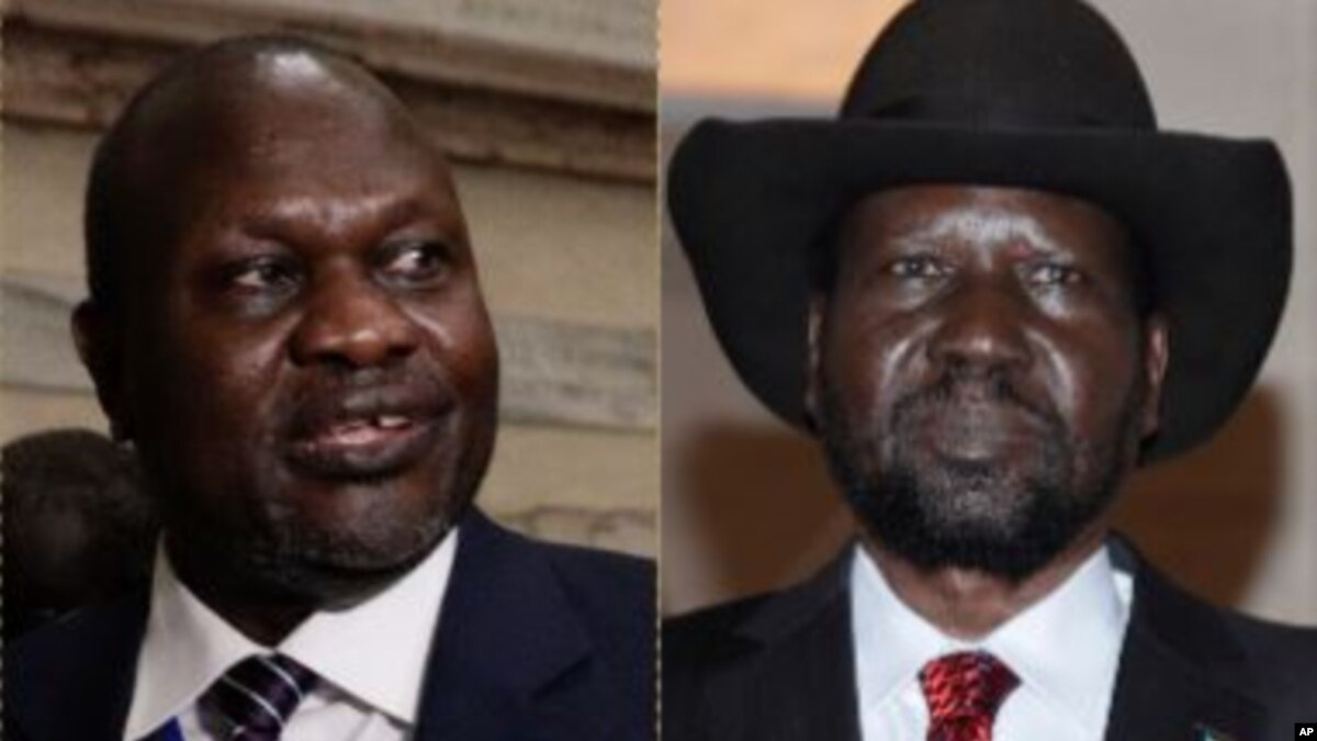 Voice of America: Machar est arrivé à Juba pour y rencontrer Kiir