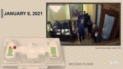অভিশংশন বিচারে দাঙ্গা প্ররোচনায় ডনাল্ড ট্রাম্পকে সরাসরি দায়ী প্রমানের চেষ্টা