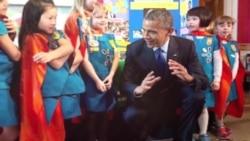 Passadeira Vermelha #104: Obamas abriram estágio em DC; Chance the Rapper é a sensação de Chicago