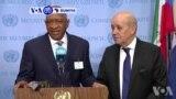 VOA60 DUNIYA: Fira Ministan Mali, Soumelou Boubeye Maiga Da Ministocinsa Sun Yi Murabus