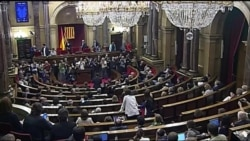 Independentistas catalanes se abren al dialogo con España