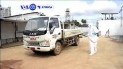 VOA60 Afirka: Cutar Ebola a Laberiya, Oktoba 3, 2014
