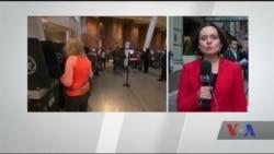 У центрі подій: у Нью-Йорку закінчується виснажлива боротьба за президентство. Відео