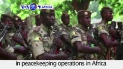 VOA60 Africa - Canada's Defense minister Harjit Sajjan visits Mali