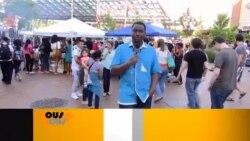 """Festival """"Taste of Africa"""""""